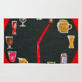 Beer:30 Rug