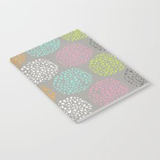 Flowers-triangles Notebook