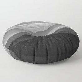 Mountains mist. BN Floor Pillow