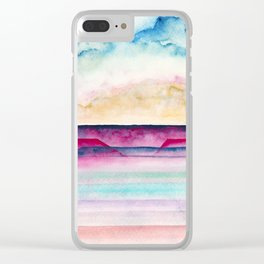 A 0 34 Clear iPhone Case