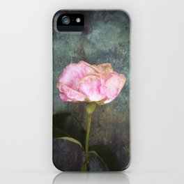 Wilted Rose III iPhone Case
