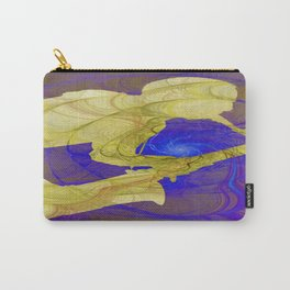 Saxophone player 01 Carry-All Pouch