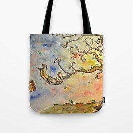 Human Ecology Tote Bag