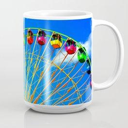 Colorful Ferris Wheel Coffee Mug