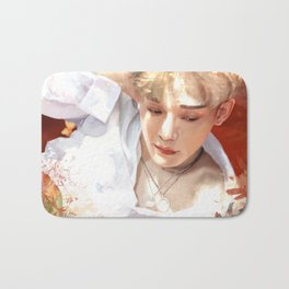 Happy Chen Day 19' Bath Mat