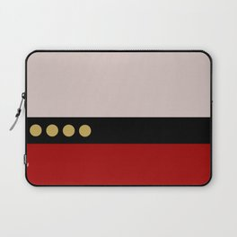 Picard -Minimalist Star Trek TNG The Next Generation  Captain Jean Luc Picard startrek Trektangles Laptop Sleeve