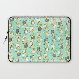 Confused Cockatiel - Pattern Laptop Sleeve