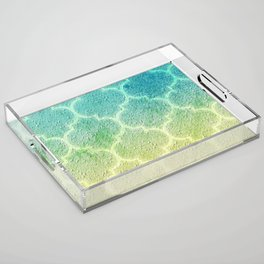 Moroccan Inspiration Acrylic Tray