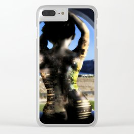 Vacation Clear iPhone Case