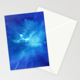 Blue Powder Stationery Cards