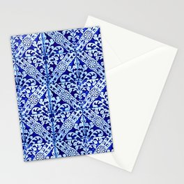 talavera mexican tile Stationery Cards