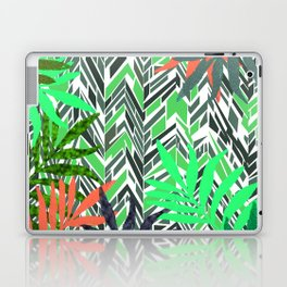 Tribal Tropics Laptop & iPad Skin