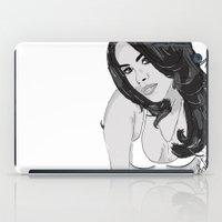 aaliyah iPad Cases featuring Aaliyah by EA88