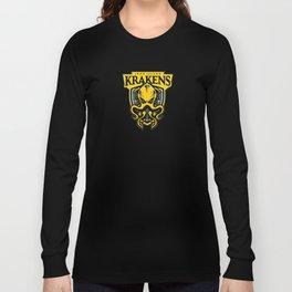 Iron Island Krakens Long Sleeve T-shirt