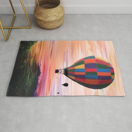 Hot Air Journey Rug