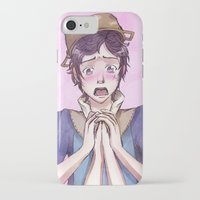 fire emblem iPhone & iPod Cases featuring Donnel - Fire Emblem Confession by Audienta