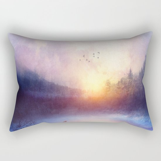 Wish You Were Here (Chapter IV) Rectangular Pillow