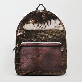 Snakestress At Large Backpack