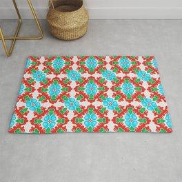 Iznik — Turkish pattern 1 Rug