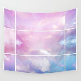 Pastel Sky II Wall Tapestry