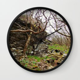 Room To Breathe Wall Clock