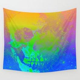 Skull/Star II Wall Tapestry