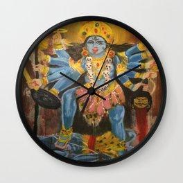 Kali Wall Clock