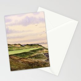 Whistling Straits Golf Course Hole 7 Stationery Cards