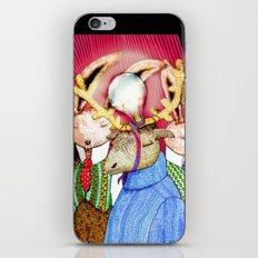 Fools' King iPhone & iPod Skin