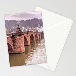 Heidelberg Bridge Stationery Cards