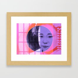 Mitsuko 03 Framed Art Print