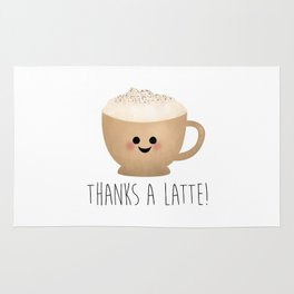 Thanks A Latte Rug