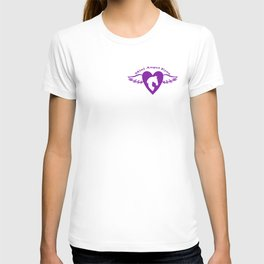 Mini Mini Angel Eyes: A mini horses dream to be rescued by this organization T-shirt