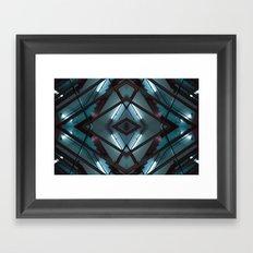 JWS 1111 (Symmetry Series) Framed Art Print