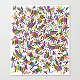mexicanish Canvas Print