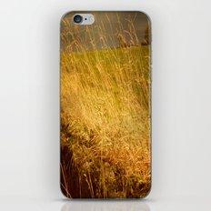 Moody Grasses. iPhone & iPod Skin