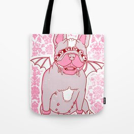 Frenchy Tote Bag