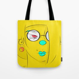 Sassy Whatnot Tote Bag