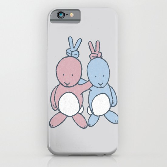 Bunny Ears iPhone & iPod Case