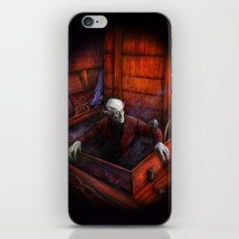 Dracula Nosferatu Vampire King iPhone Skin