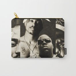 Biggie&Tupac Mix Carry-All Pouch