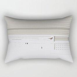 Find the Bird Rectangular Pillow
