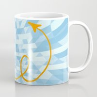 arrow Mugs featuring Arrow by Mr and Mrs Quirynen