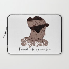 I Would Rule my Own Fate - Helen of Sparta Laptop Sleeve