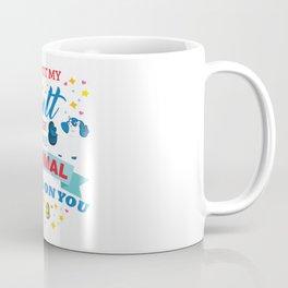 Magical Unicorn Autism Awareness Day Autistic Gift Coffee Mug