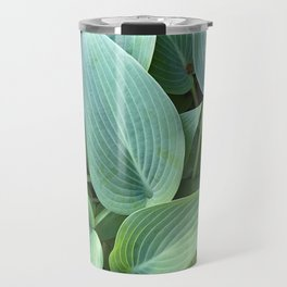 Perfect green leaves Travel Mug
