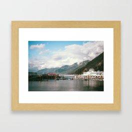Horseshoe Bay Framed Art Print