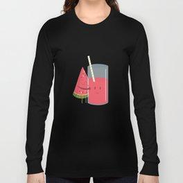 Wattermelon Long Sleeve T-shirt