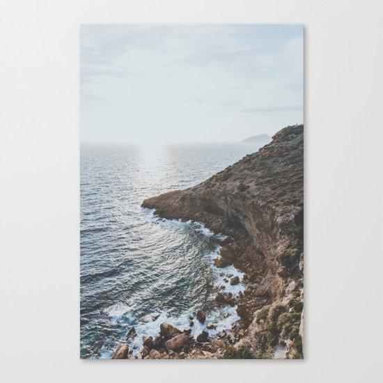 Greece VI Canvas Print
