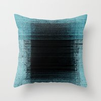 ghost Throw Pillows featuring GHOST by lucborell
